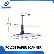 office equipment 15.0 MP a3 portable high speed document scanner