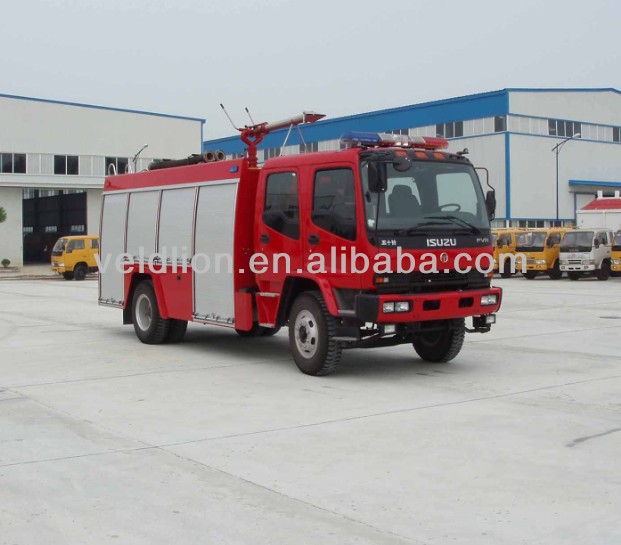 High quality engine fire truck