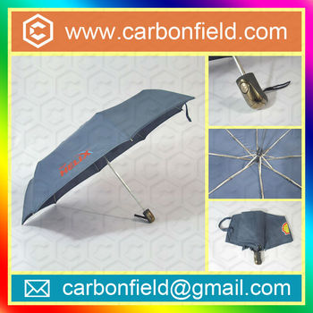 3 fold name brand umbrella