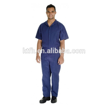Customized professional men overalls gardener security mechanic uniform
