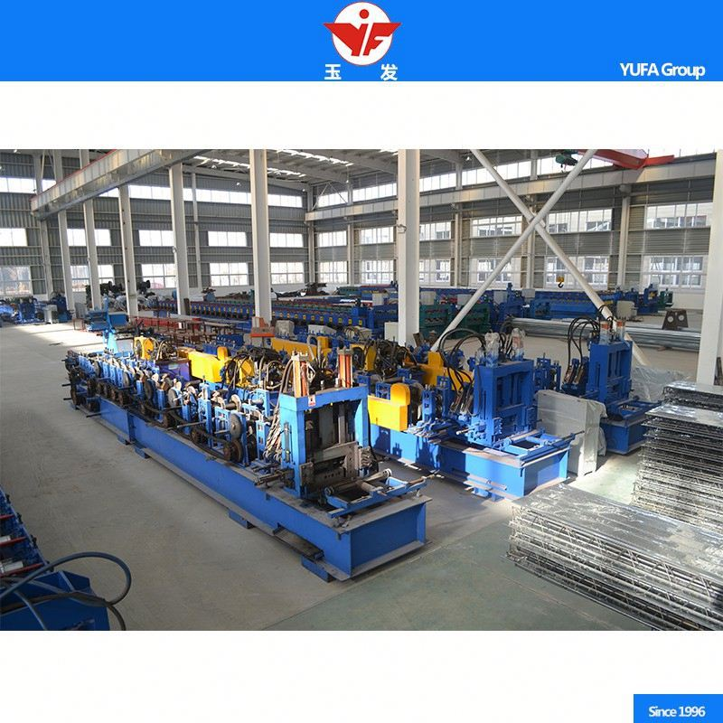 Automatic Cold Roll Forming Machine condenser hydraulic cold steel sheet bending machine