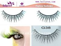 (G38#) 2012 New Lady's Wholesale False Eyelashes