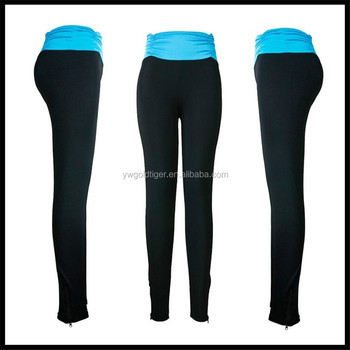 New Sexy Women High Waist YOGA Sport Running Leggings Fitness Pants Style3