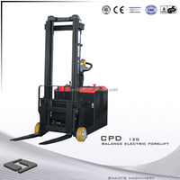 SHANYE Balance Electric clamp forklift truck