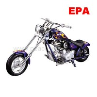50cc-125cc EPA / DOT Chopper (TPGS-209)