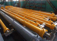 Long Stroke and no leacking Hydraulic Cylinder