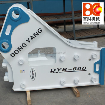 For Sumitomo SH160/SH200/SH210 hydraulic stone breaker