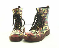 cheap camo rain boots custom logo