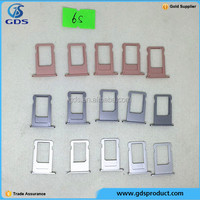 Micro Sim Card Tray Holder Slot Replacement For Apple iPhone 6S 4.7""