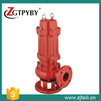 waste water submersible pump bear high temperature pump