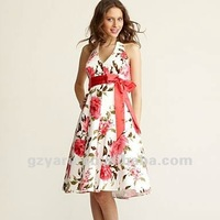 beach dresses new fashion 2013 one size for women mother of the bride tunic floral sale short ladies