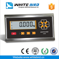 OIML LCD R76 Class III industrial weighing indicator