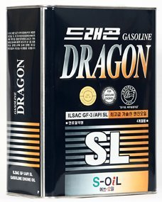 Gasoline engine oil - Dragon SL