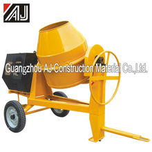 Easy-Mobile Portable Electric Concrete Drum Mixers, Shop in Guangzhou