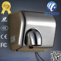 China Hand Dryer Supplier Infrared Stainless