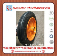 solid rubber wheel for wheel barrow13*3 motorcycles spare parts pakistan