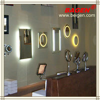 Favorites Compare hotel sale lighting suppliers bathroom lighting fixtures LED Decorative mirrors for wall BGL-009