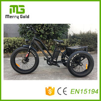 48v 500w fat tire e trike for lady three wheels electric tricycle elderly e tricycles
