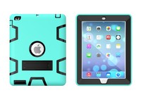 New Arrival Fashion PC Case Cover For iPad 2 3 4 Super Shockproof Case