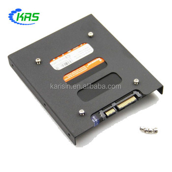 2016 Hot selling 2.5inch to 3.5inch ssd hard disk case