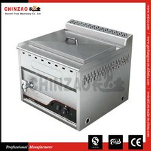 CHINZAO Alibaba Hot Sale High Quality Oil-Water Mixed Automatic Fryer