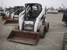 mini used backhoe loader ,used skid steer BOBCAT S250 original from Japan for sale