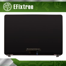 EfixTree 98% New Original Wholesales 12 inch For 2015 2016 Year Grey Macbook A1534 LED Display LCD Screen Assembly