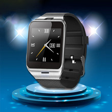 GV-18 latest wrist watch mobile phone bluetooth android smart watch dropshipping