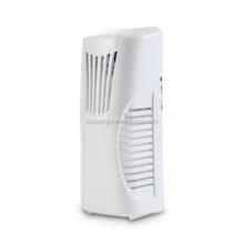 Factory direct sale wall hanging electric fan air freshener machine / automatic fan fragrance dispenser