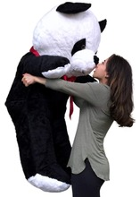 ICTI and SGS Audited Factory plush giant stuffed panda
