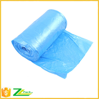 china competitive price hdpe and ldpe plastic car trash bag in roll