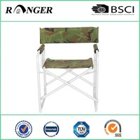 Canvas Aluminium Camping Director Chair Folding Beach Chair