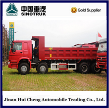 Heavy Duty Truck HOWO 8x4 Dump Truck with CNHTC Engine