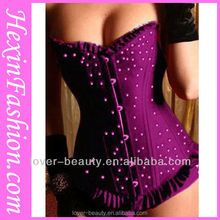 2012 Fashion Erotic Purple Wholesale Sexy Busty Lingerie