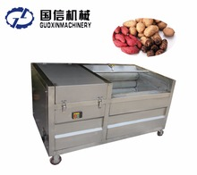 Commercial Electric Potato Peeler/ Potato Peeling Machine/ Potato Washing Machine