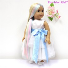 "Custom crafts doll 18"" farvision girl vinyl dolls wholesale"