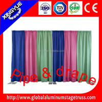 pipe and drape for wedding decoration backdrop