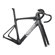 2018 Wholesale Hidden Cable Design Chinese Aero Oem Carbon Road Bike Frame