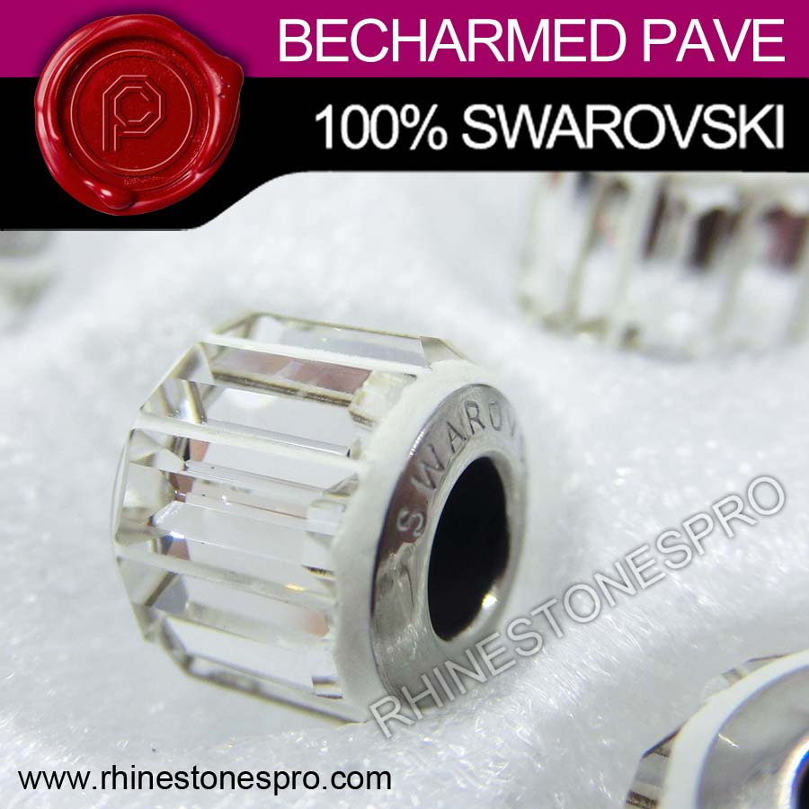Swarovski Elements 80301 BeCharmed Pave Crystal Stone
