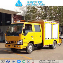 Emergency vehicle 4x2 fire fighting truck for sale