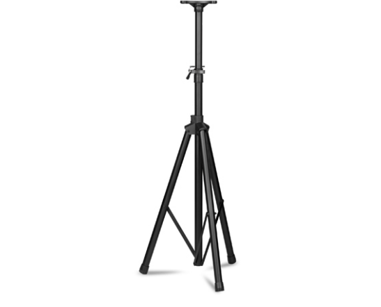 All metal cheap tripod stand for speaker