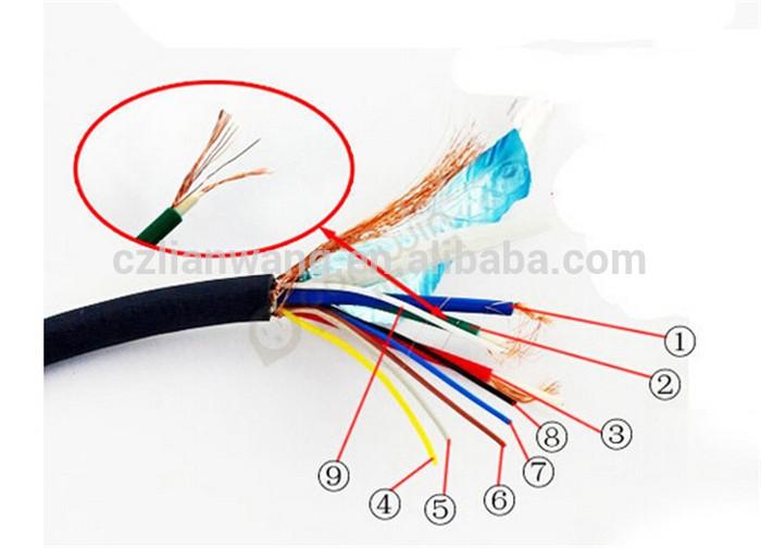 20 Meters VGA to VGA Cable