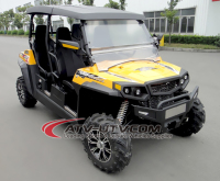 2015 New Model street legal utility vehicles four wheeler buggy 4 seater for sale