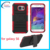 Military anti shock holster combo case for Samsung Galaxy S6