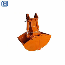 High quality hylinder clamshell excavator bucket