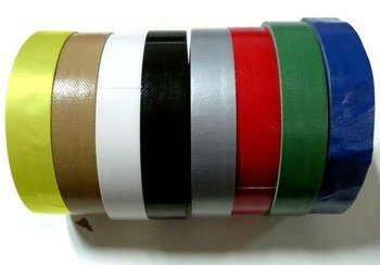 duct tape, cloth tape, gaffer tape, natural rubber, waterproof, masking, packing, sealing