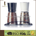 2pcs set 6OZ 170ml Food Grade Stepless Pepper Grinder