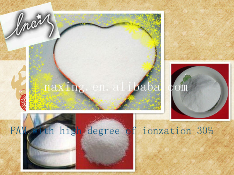 High MW,High Ion degree Cationic Polyacrylamide/PAM Emulsion