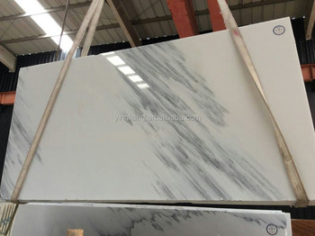 Sky white fake onyx countertop marble