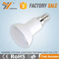 2015 led high quality china led factory price R50AP Hot Sale CE RoHS, TUV Approved 470LM E14 LED Bulb 6W